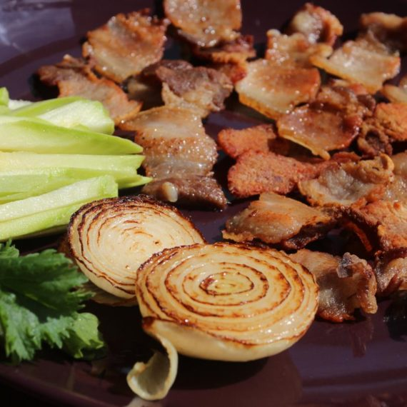 Самгепсаль — Корейская кухня