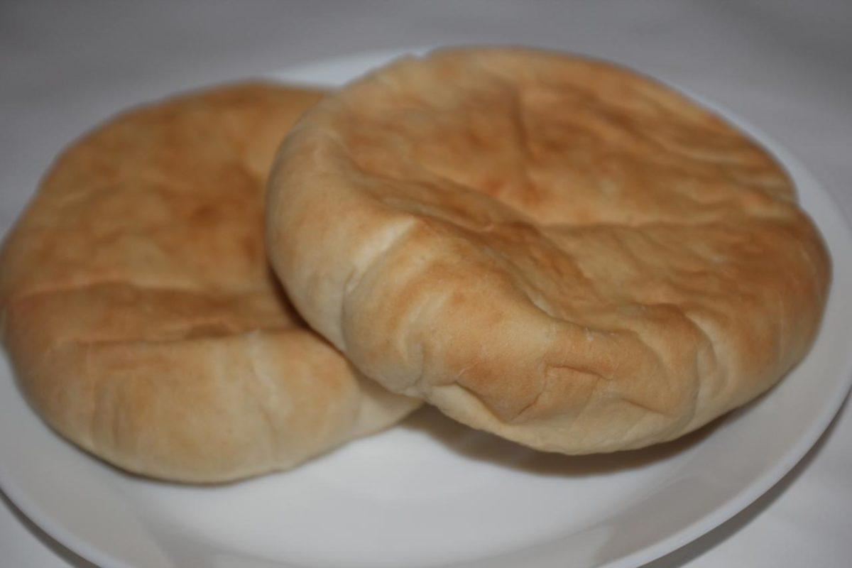 Пита — Греческая кухня