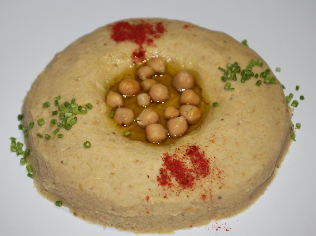 Хумус — Египетская кухня