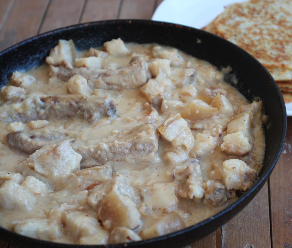 Мачанка — Белорусская кухня