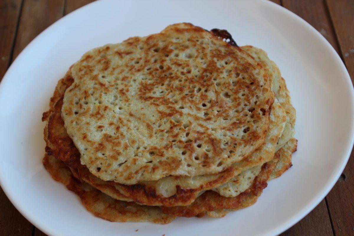 Картофельные блины — Белорусская кухня