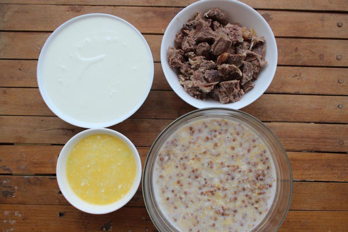 Наурыз коже — Казахская кухня