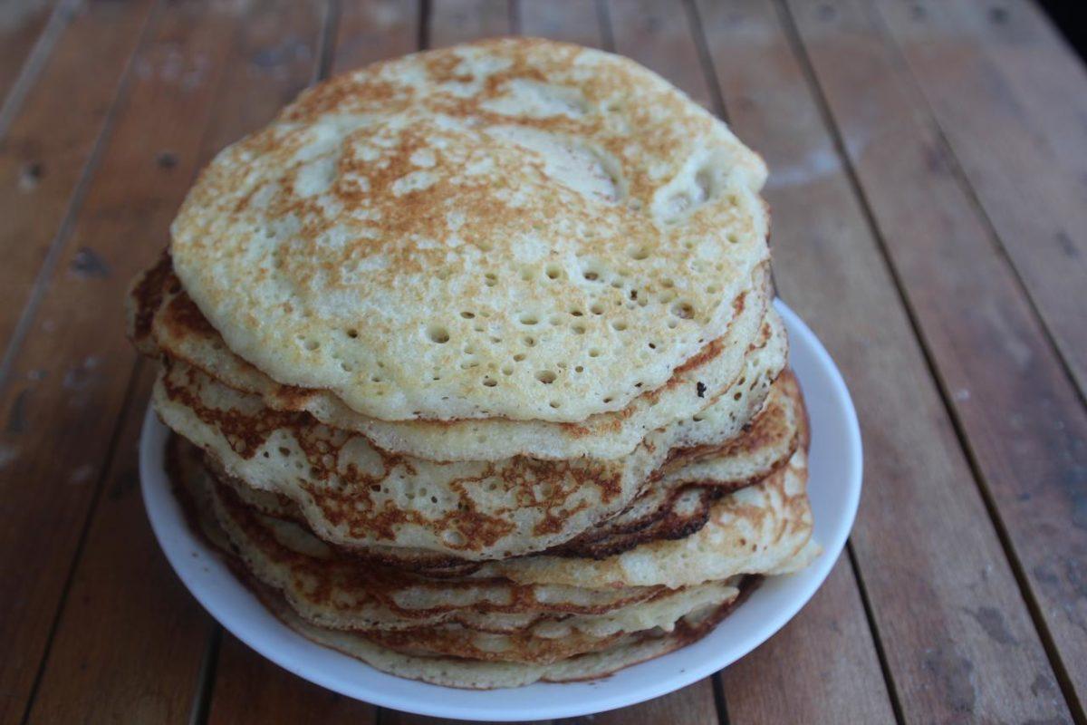 Манники — Мордовская кухня
