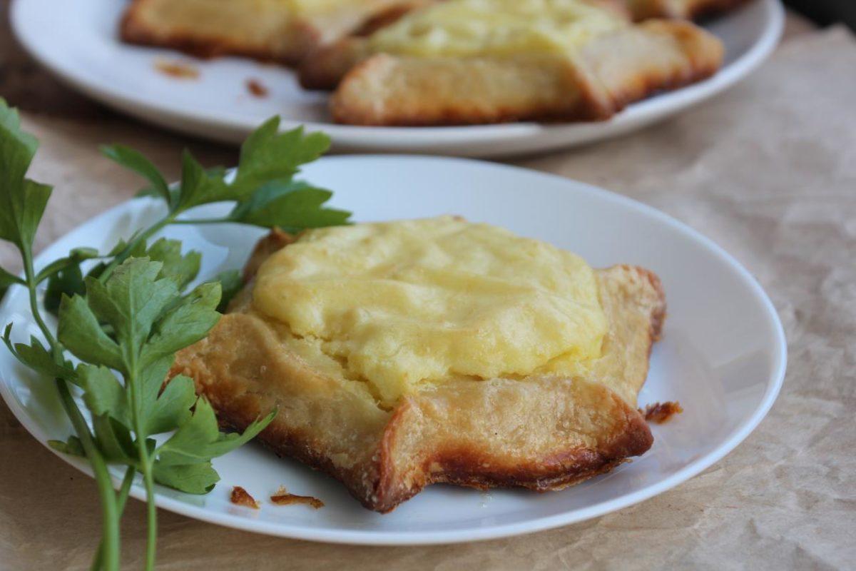 Дучмак с картошкой — Татарская кухня