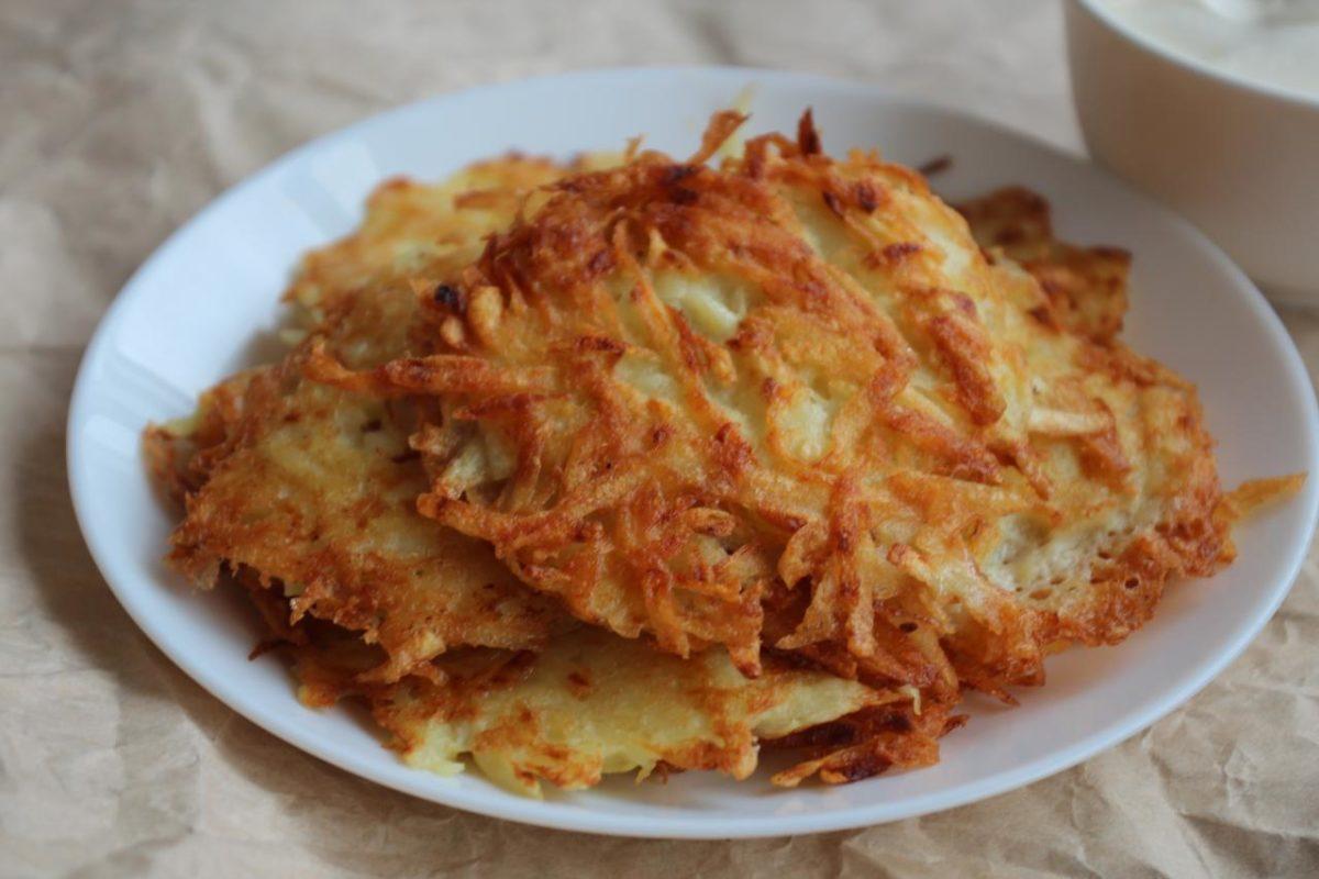 Драники — Белорусская кухня