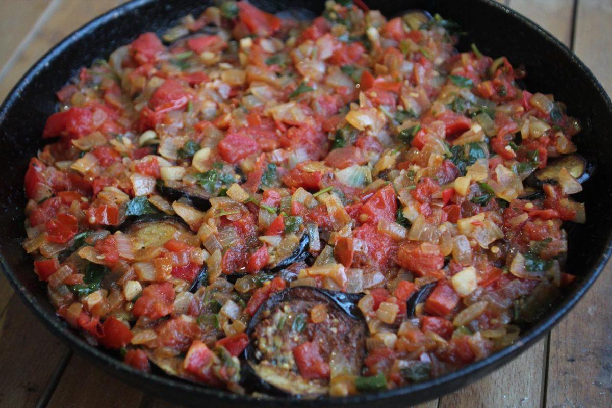 Имам баялды — Турецкая кухня