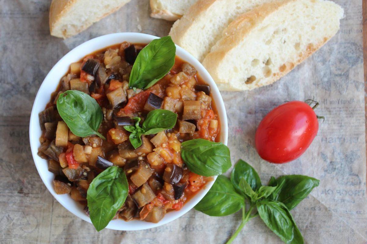 Капоната — Итальянская кухня