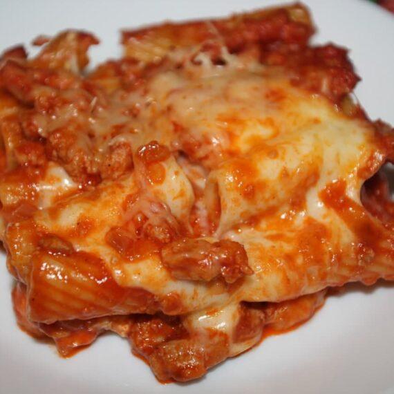Зити — Итальянская кухня