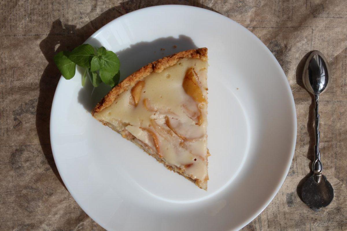 Грушевый тарт — Французская кухня