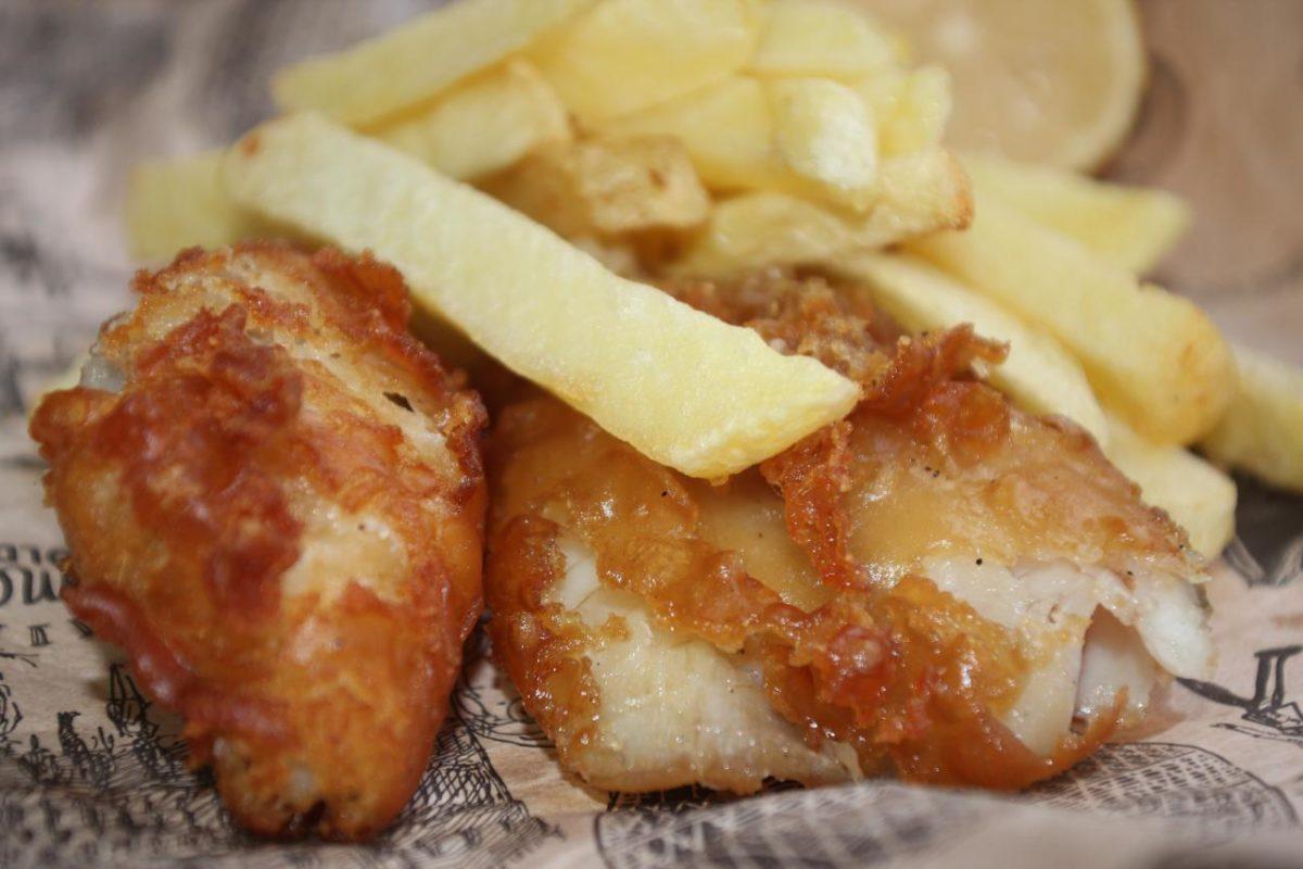 Фиш энд чипс — Английская кухня