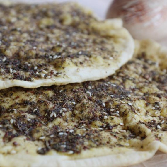 Манакиш — Ливанская кухня