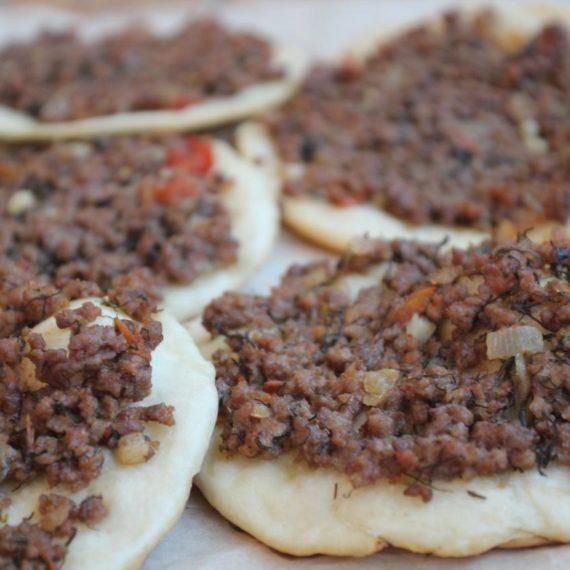 Сфиха — Ливанская кухня
