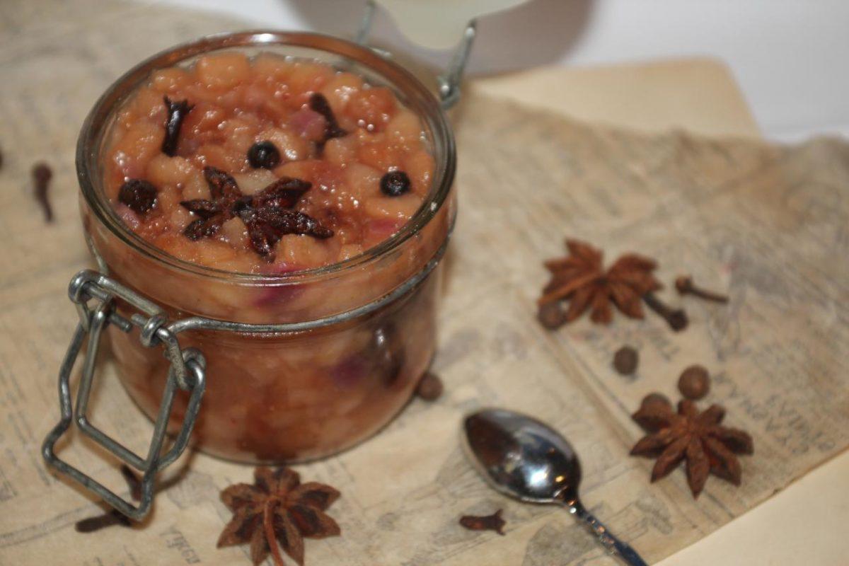 Чатни из груш — Индийская кухня
