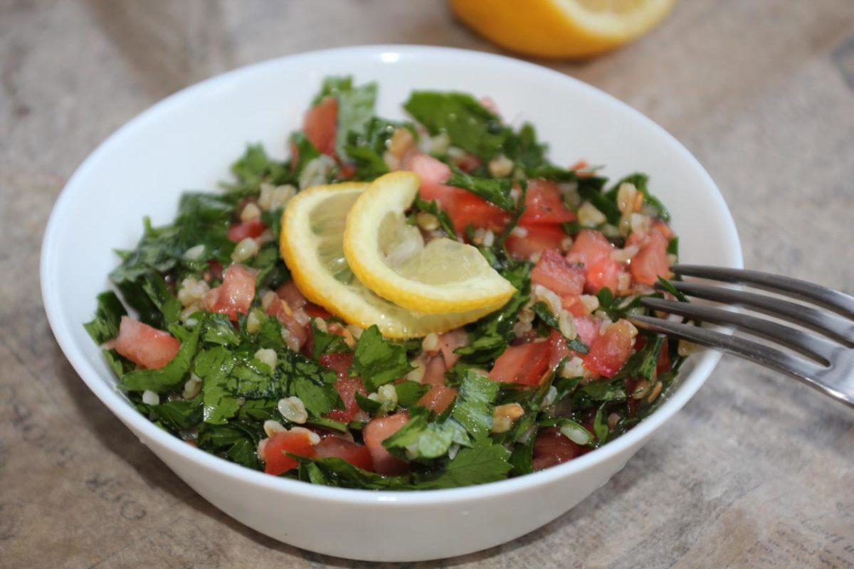 Табуле — Ливанская кухня