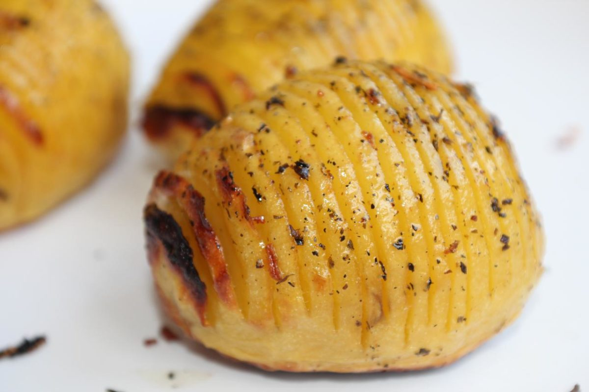 Картофель Хассельбек — Шведская кухня