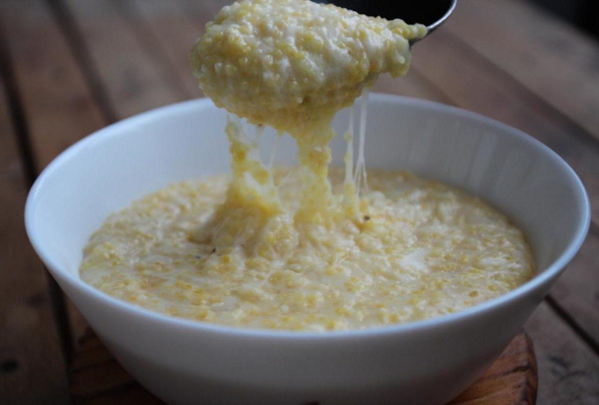 Эларджи — Грузинская кухня
