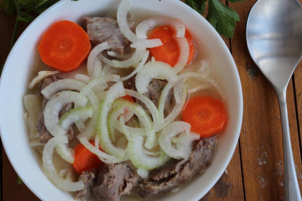 Куллама — Башкирская кухня