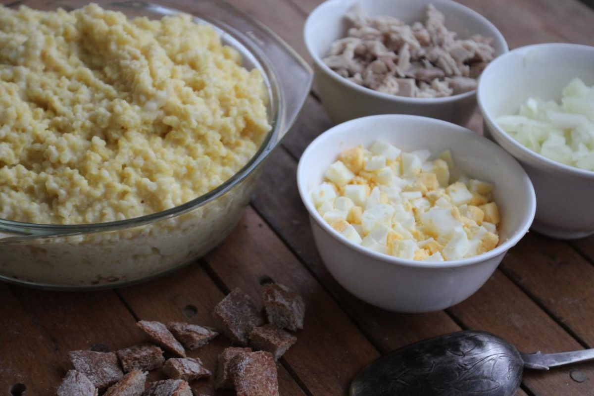 Шонгарям — Мордовская кухня