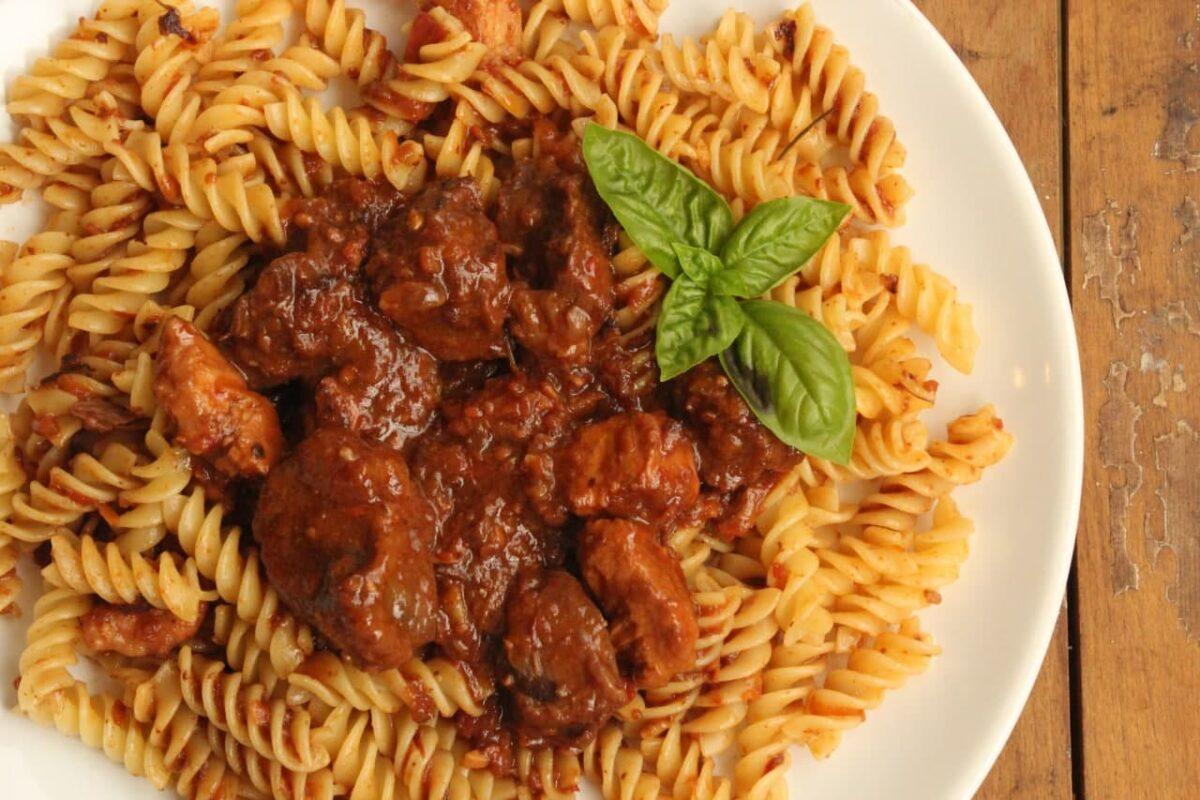 Мясное рагу — Итальянская кухня
