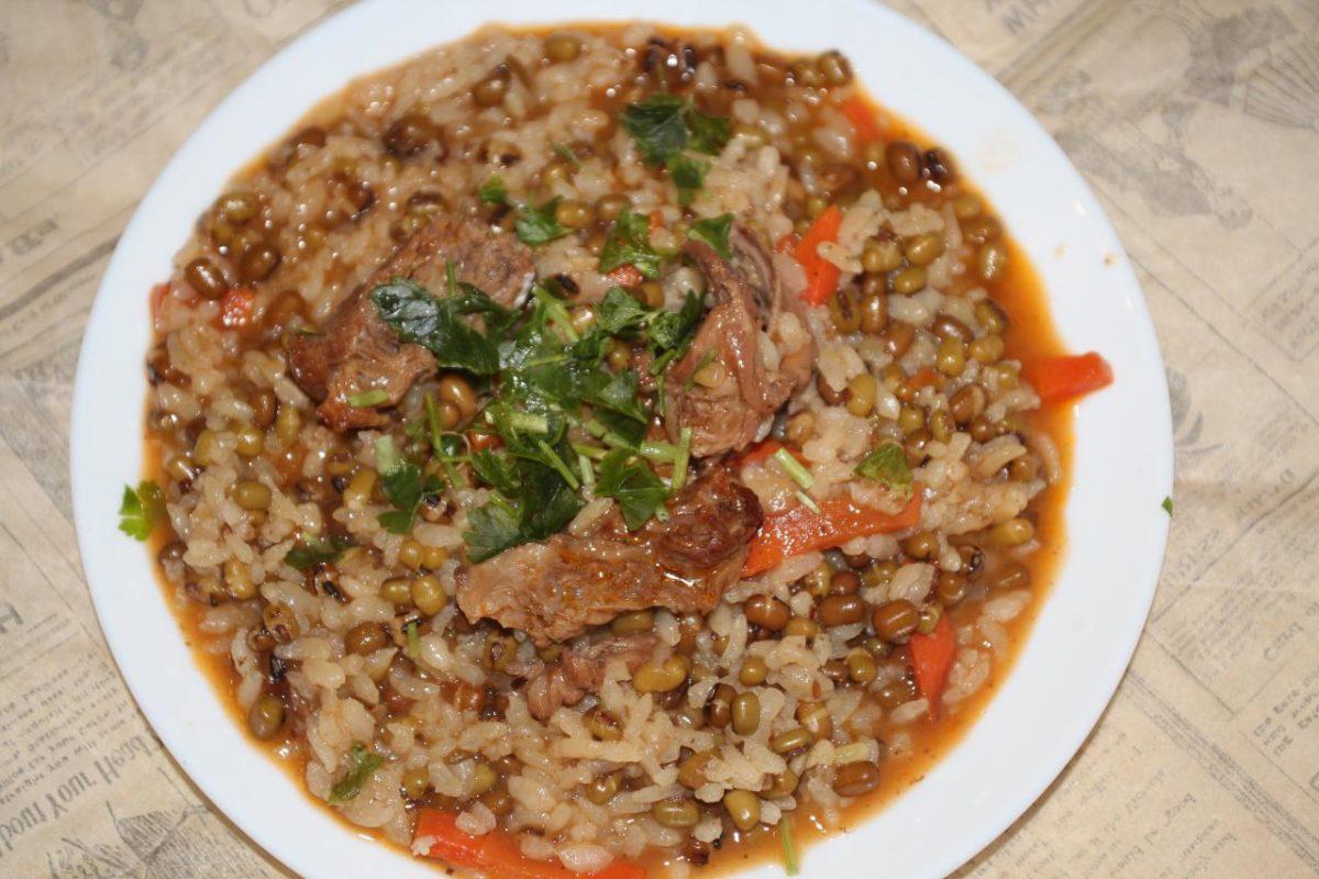 Машкичири — Узбекская кухня