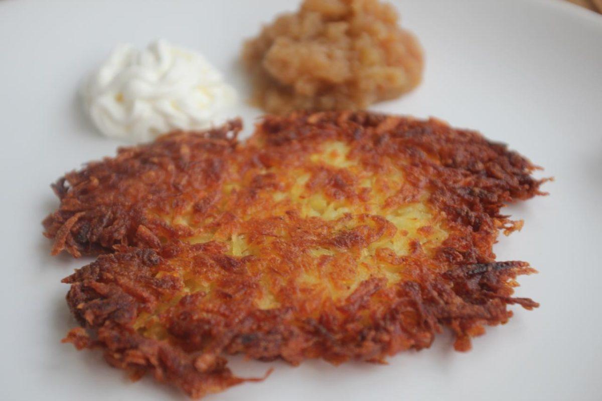 Латкес — Израильская кухня