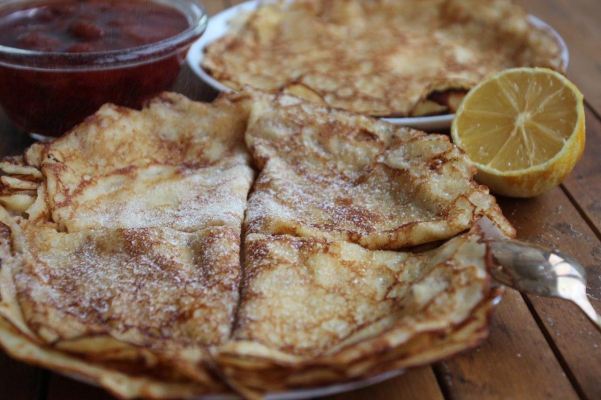 Царские блины — Русская кухня