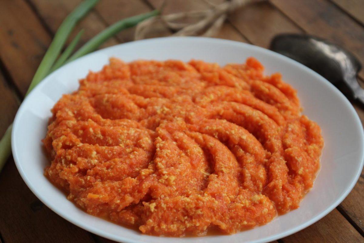 Морковная каша — Кухня коми