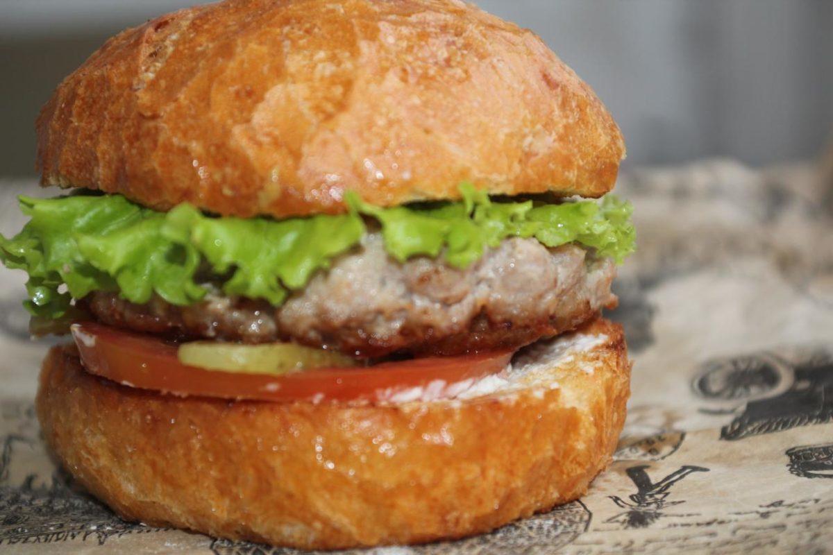 Гамбургер — Кухня США