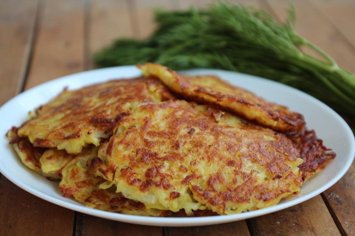 Картофельпуффер — Кухня Германии