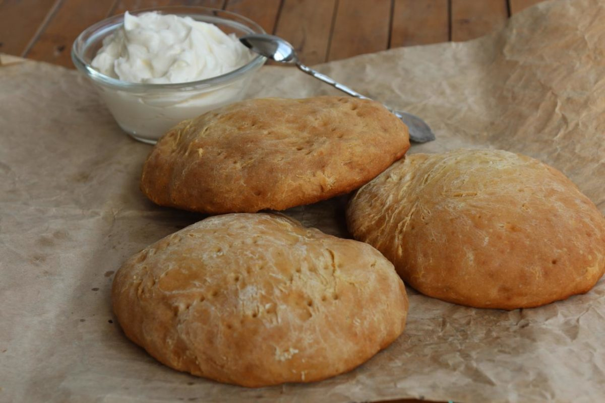 Якутская лепешка — Якутская кухня