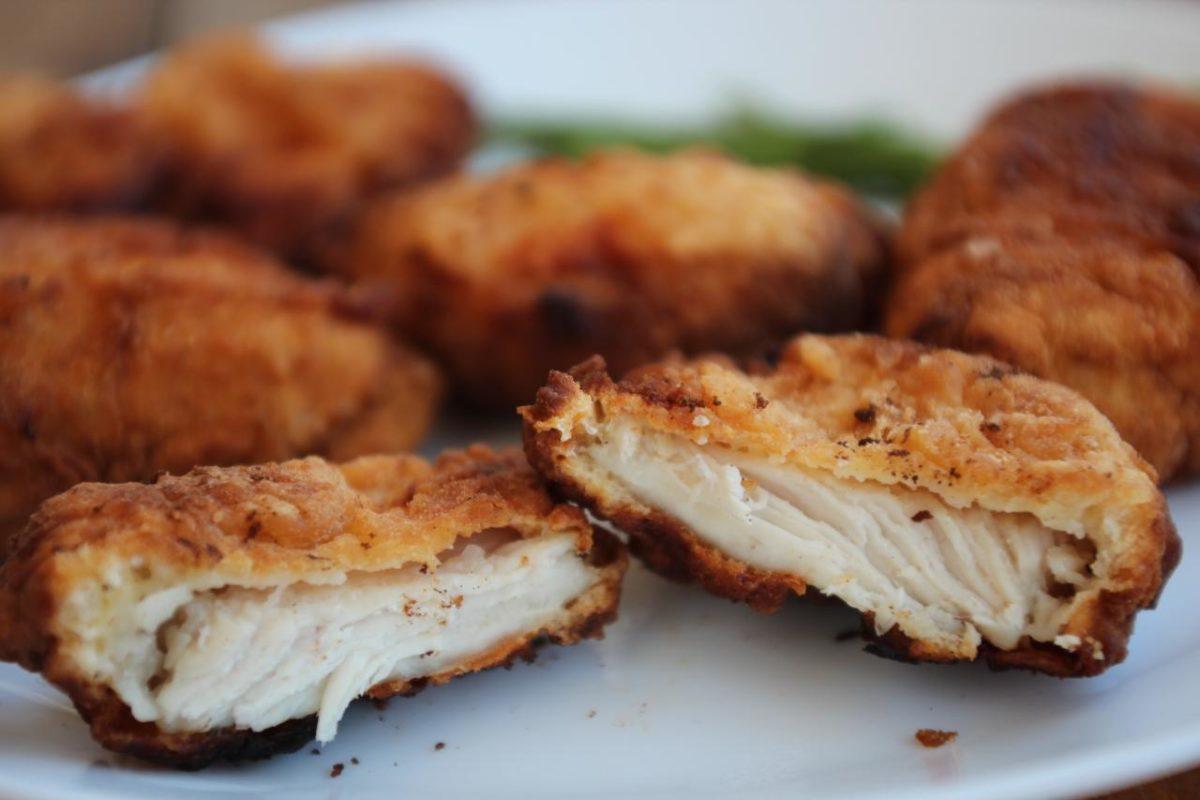 Куриные наггетсы — Кухня США