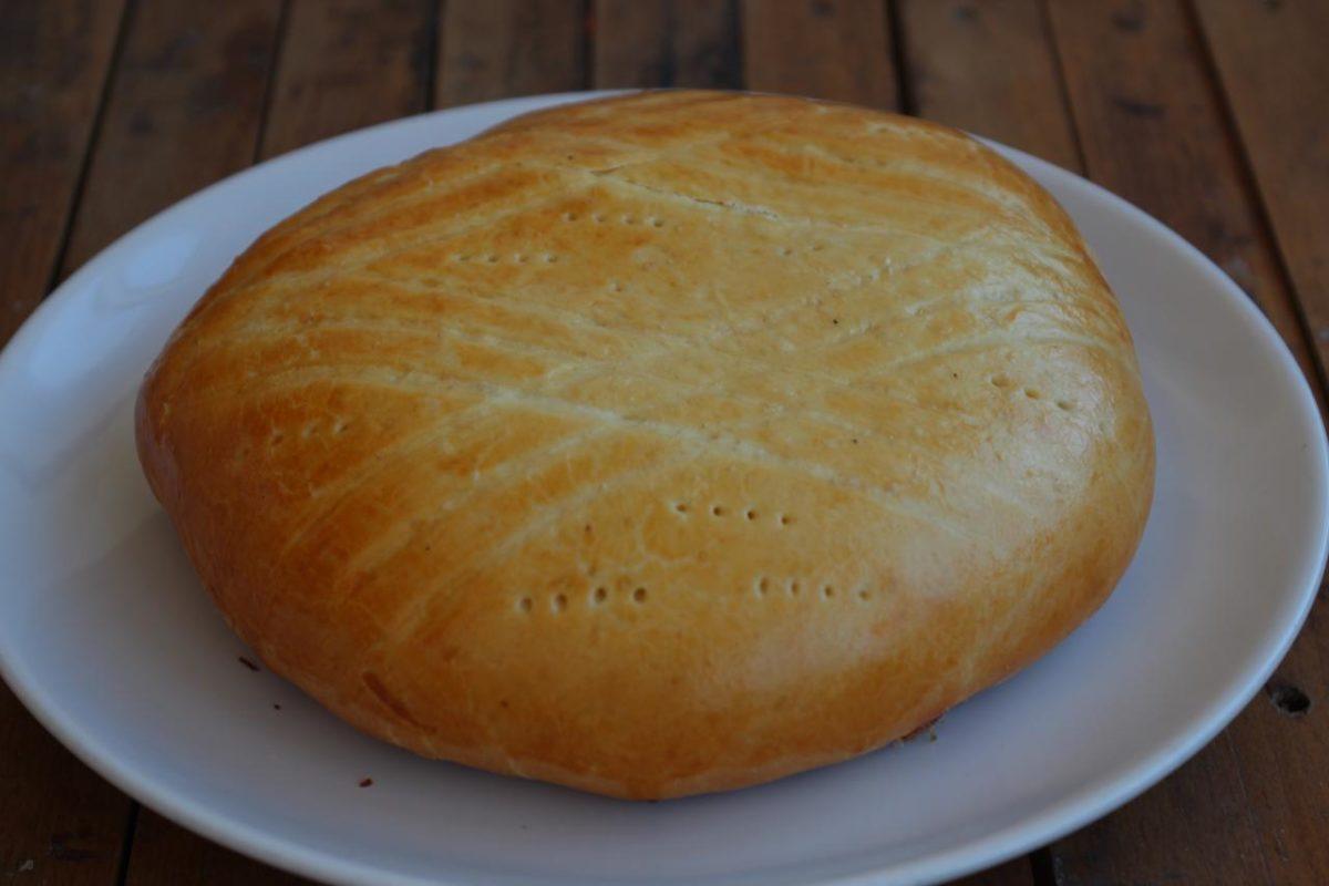 Гата круглая — Армянская кухня