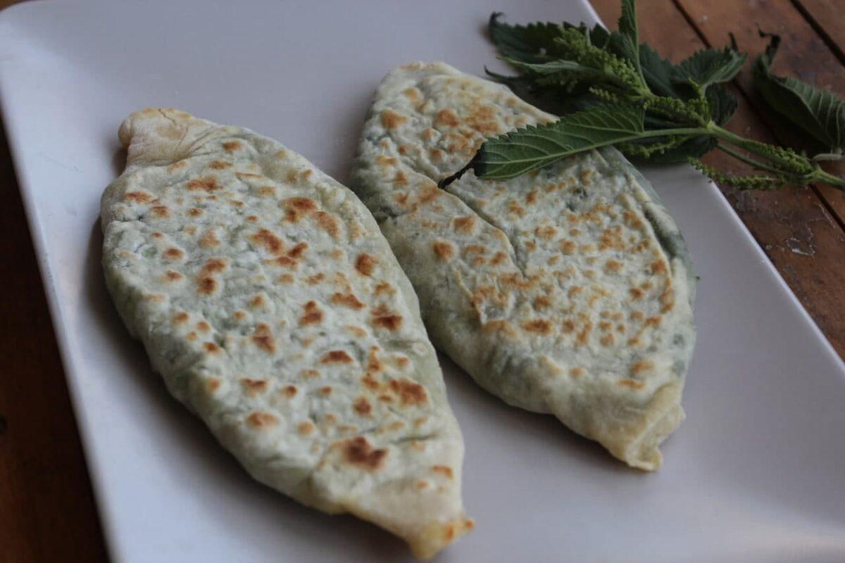 Женгялов хац — Армянская кухня