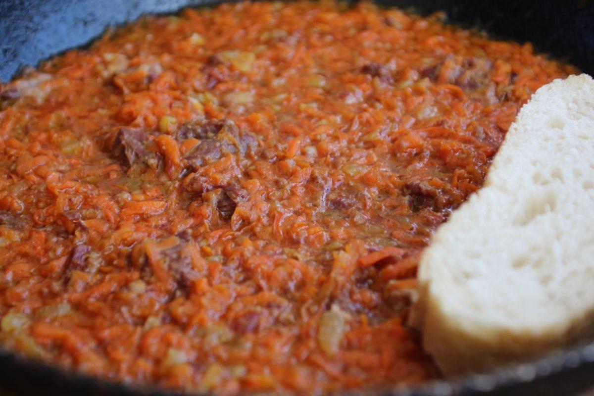 Макаловка — Русская кухня