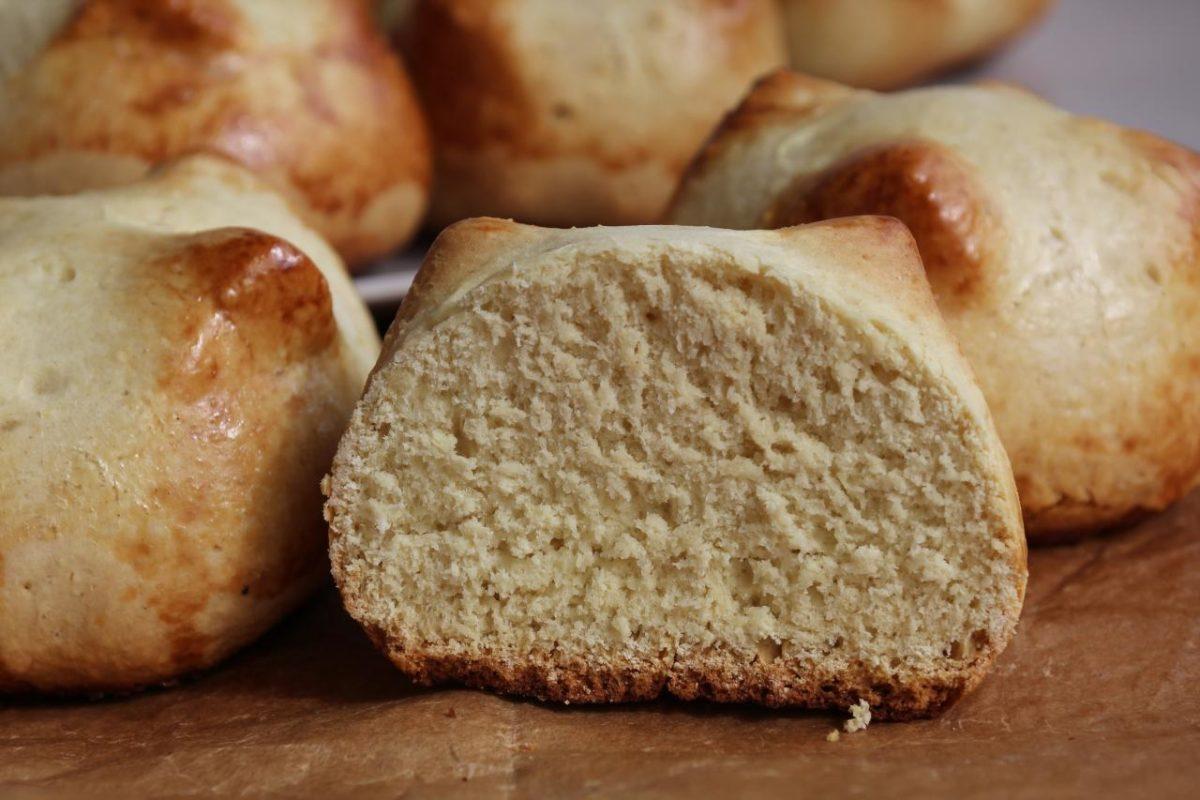 Яичные булочки — Чилийская кухня