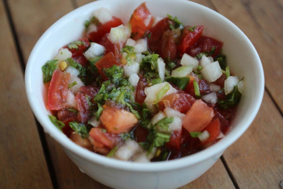 Качумбари — Кухня Кении