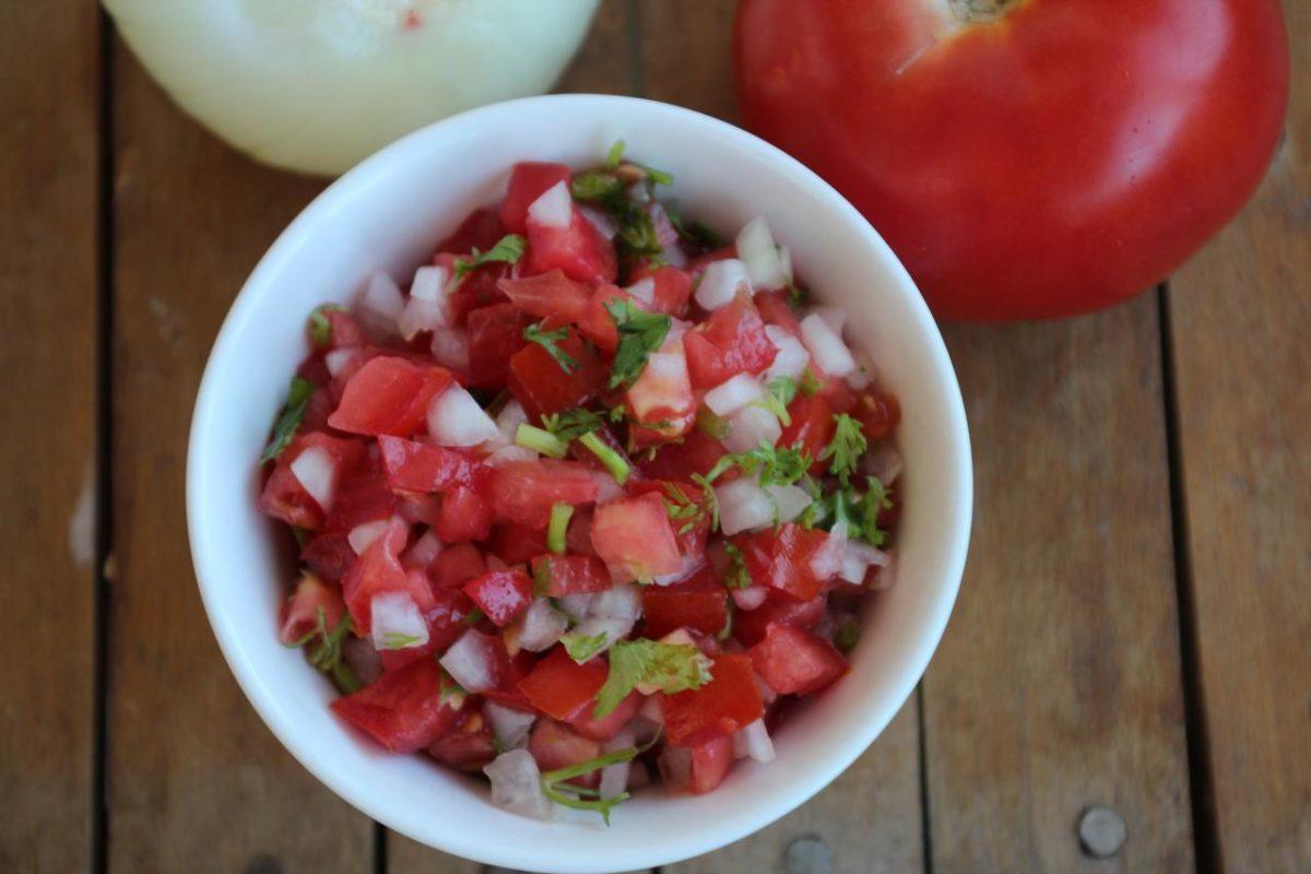 Пико де гайо — Мексиканская кухня