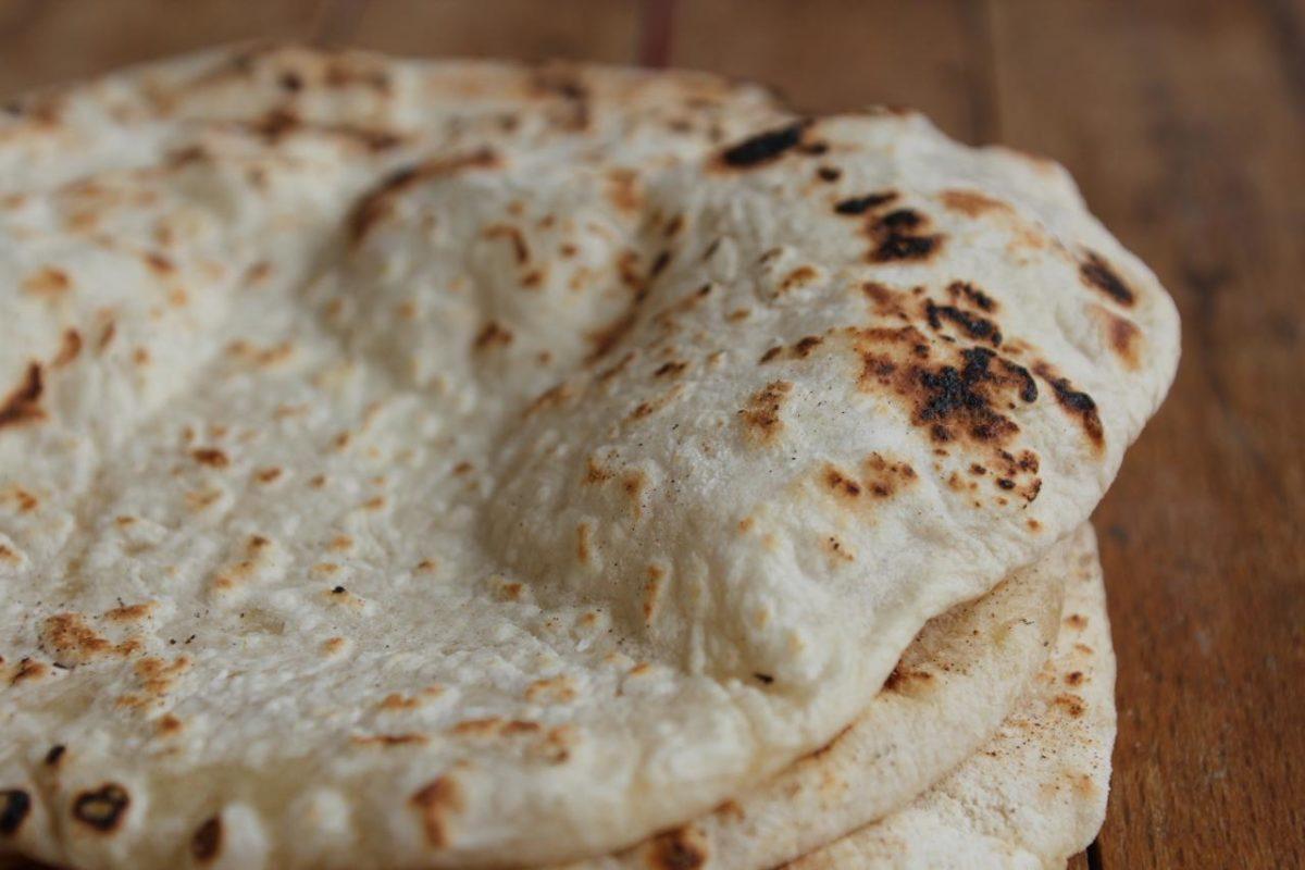 Чапати — Индийская кухня