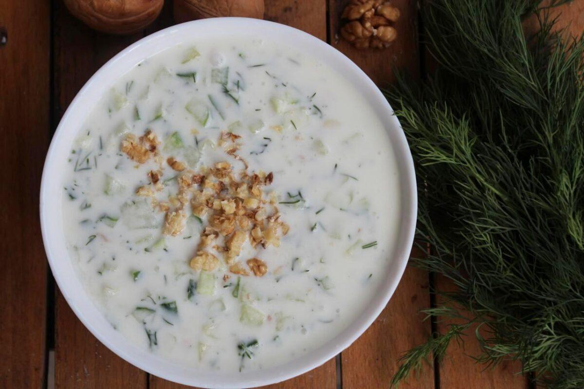 Таратор — Болгарская кухня