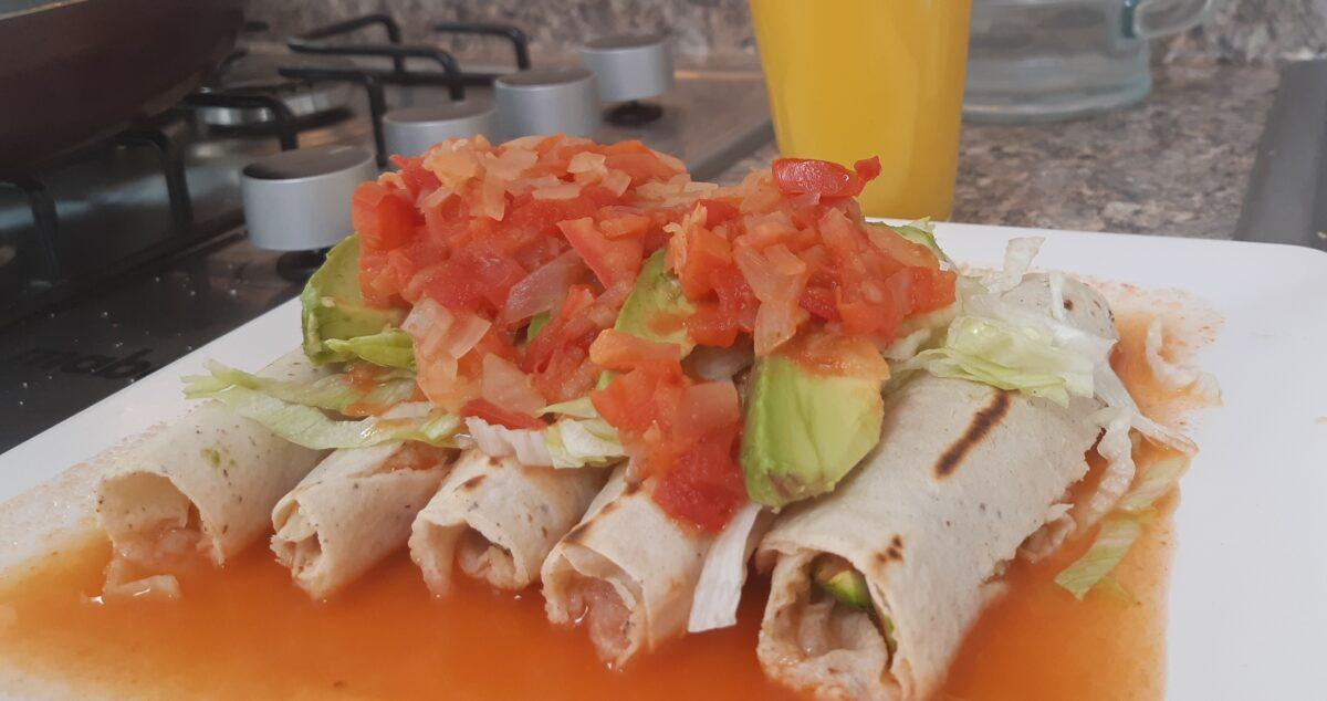 Энчилада — Мексиканская кухня