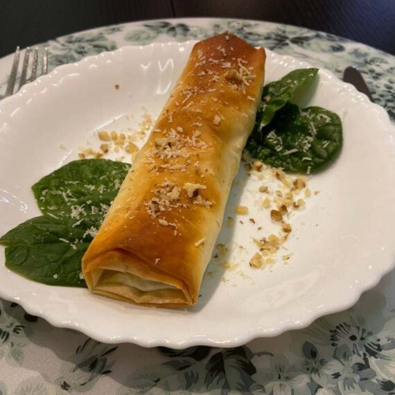 Банички — Болгарская кухня