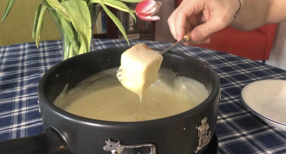 Сырное фондю — Швейцарская кухня