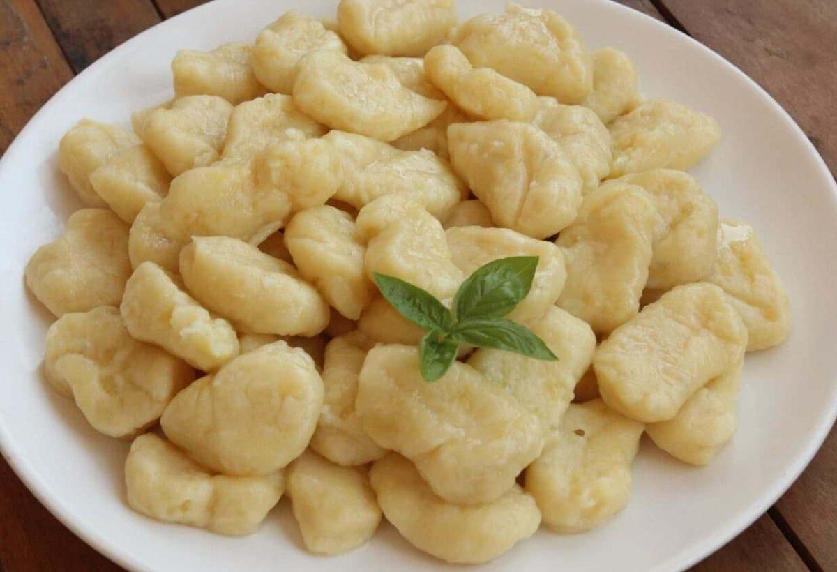 Ленивые вареники — Украинская кухня