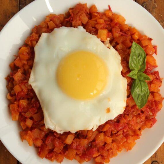 Писто — Испанская кухня